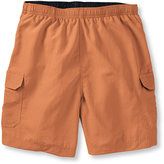 "L.L. Bean Supplex Cargo Sport Shorts, 6"" Inseam"