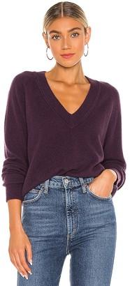 Equipment Madalene V Neck Sweater
