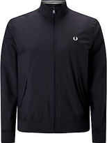 Fred Perry Brentham Outerwear Jacket, Black