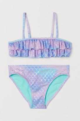 H&M Tiered bikini