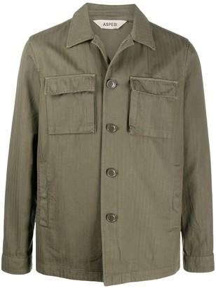 Aspesi Chest Pockets Jacket