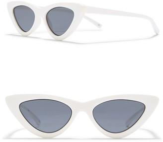 Le Specs 49mm The Last Lolita Sunglasses