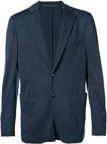 Pal Zileri classic blazer - men - Rayon/Wool - 46