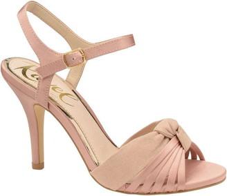 Ravel Melrose Open-Toe Stiletto Sandals