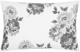 Cath Kidston Peony Blossom Pillowcase - Grey