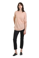 Country Road Curve Hem Knit