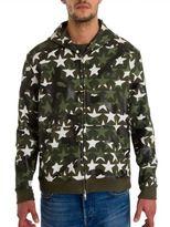 Valentino Camustars Hooded Sweatshirt