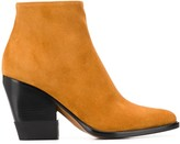 Chloé pointed toe 105mm ankle boots
