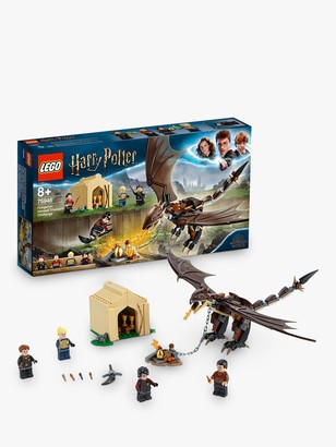 Lego Harry Potter 75946 Hungarian Horntail Dragon Triwizard Challenge