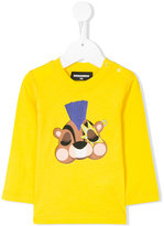 DSQUARED2 bear long sleeved top