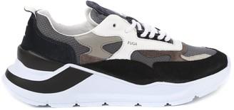 D.A.T.E Running Fuga Dandy Gray Sneakers