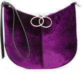 Nina Ricci clutch bag - women - Viscose - One Size
