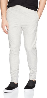 Zanerobe Men's Cotton/Elastane Carrot-fit Sharpshot Brushed Chino