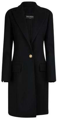 Balmain Woollen coat
