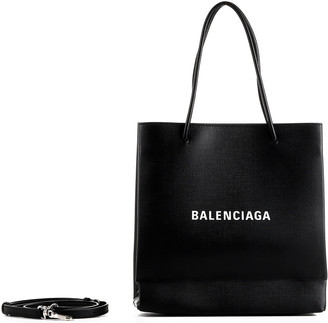 Balenciaga Black Shopping Tote