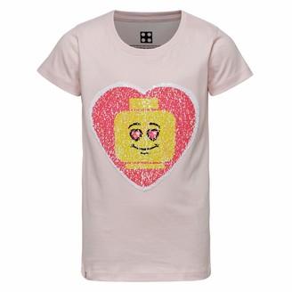 Lego Wear Girl's Cm-50248-T-shirt T-Shirt