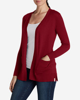 Eddie Bauer Women's Christine Boyfriend Cardigan Sweater