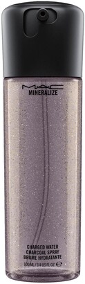 M·A·C MAC Mineralize Charged Water Charcoal Spray
