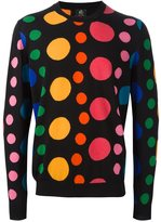 Paul Smith dot intarsia sweater