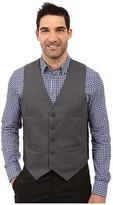 Kenneth Cole Reaction Slim Fit Separate Vest (Blue) Men's Vest