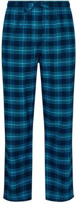 Derek Rose Check Lounge Trousers