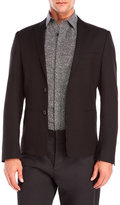 Antony Morato Zip Shoulder Super Slim Fit Blazer