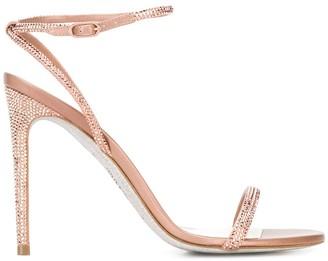 Rene Caovilla Ellabrita heeled sandals