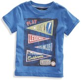 GUESS Pennant Tee (12-24m)
