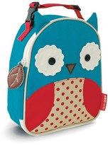 Skip Hop Zoo Lunchie Owl Lunchbag