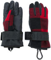 DSQUARED2 ski check gloves