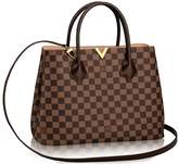 Louis Vuitton Authentic Kensington Shoulder Handbag Article: N41435 Made in France