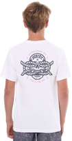 Hurley Boys Tied To The Sea Tee White