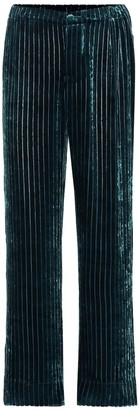 F.R.S For Restless Sleepers Etere velvet corduroy pajama pants