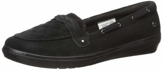 Grasshoppers Women's Windsor Suede Slip-On