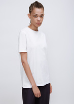 Acne Studios white taline e base