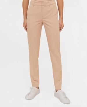 MANGO Belt Suit Trousers