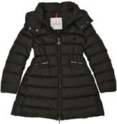 Moncler Charpal Hooded Nylon Down Jacket