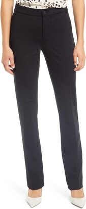 Curves 360 by NYDJ Slim Fit Ponte Pants