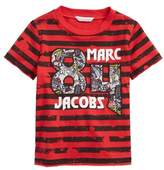 Little Marc Jacobs 84 Stripe T-Shirt
