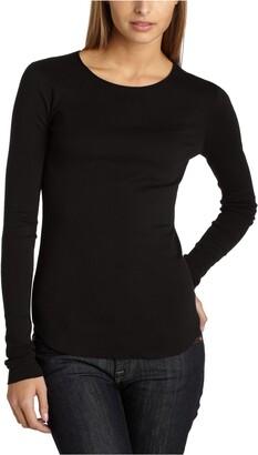 Three Dots Women's Cotton Knit Basic