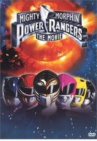 Power Rangers Fox Home Entertainment Mighty Morphin The Movie
