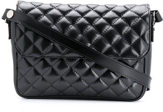 Junya Watanabe Quilted Square Shoulder Bag
