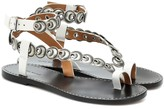 Isabel Marant Ermony embellished sandals