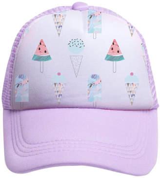 Tiny Trucker Sweet Treats Trucker Hat