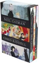 Harper Collins Neil Gaiman/Chris Riddell 3-Book Box Set
