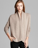 Vince Sweater Coat - Drape