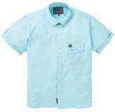 Voi Jeans Remy Cotton Oxford Short Sleeve Shirt Regular