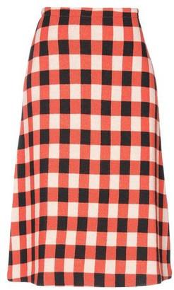 Siyu 3/4 length skirt
