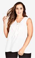City Chic Maya Top