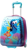 "American Tourister Disney Finding Dory Hardside Carry On Luggage - Purple (18"")"